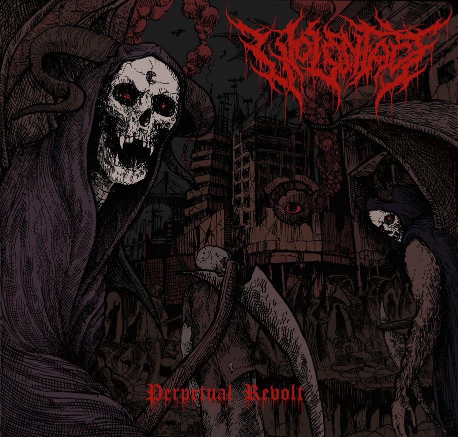 VIOLENTACT - Perpetual Revolt EP by JoaoYates