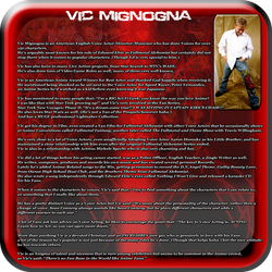 Ranger Ref: Vic-Sama by DA-Risembool-Rangers
