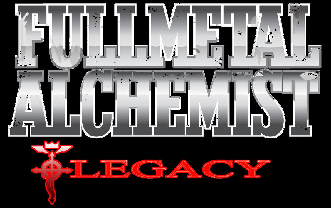 Fullmetal Alchemist Legacy Logo by DA-Risembool-Rangers on ...
