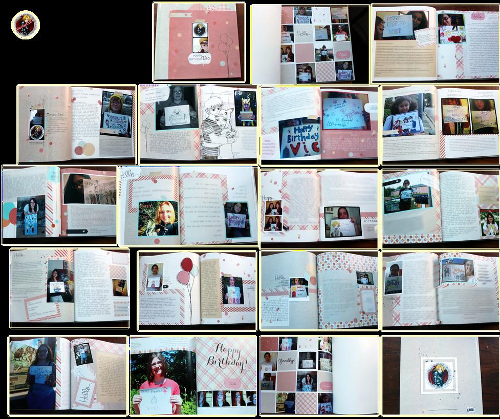 Vic Mignogna Picture Book Project by DA-Risembool-Rangers