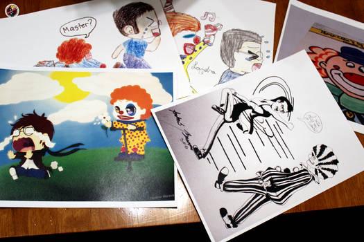 Send in the clowns - J. Michael Tatum Pictures