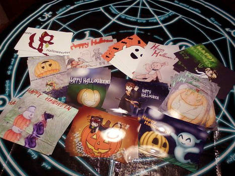 HALLOWEEN CARDS FOR KIDS IN HOSPITALS 2016 PICS