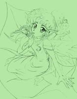 Fairy by Michiko-Inuohara