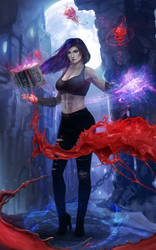 Raven Nightfall