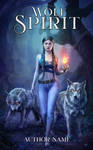 Book Cover Available - Wolf Spirit - sample 1