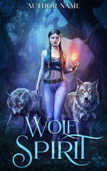 Book Cover Available - Wolf Spirit - sample 2