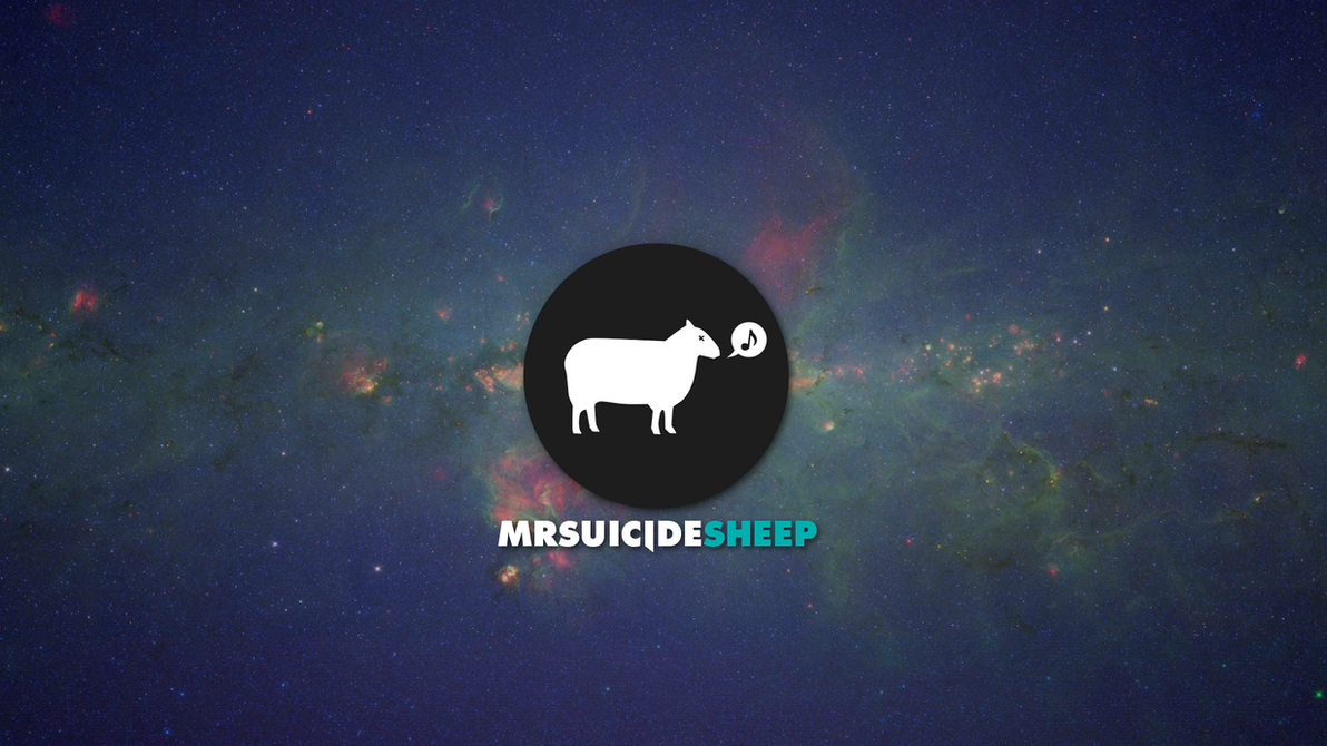 MrSuicideSheep Wallpaper by CannonMatt on DeviantArt