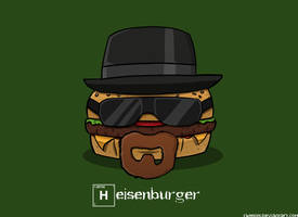 Heisenburger by CannonMatt