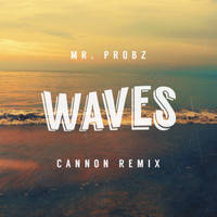 Waves Cover Art by CannonMatt