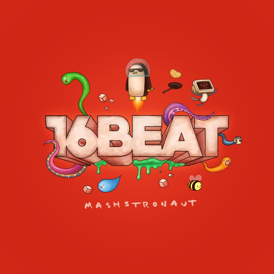 16 Beat - Mashstronaut Cover by CannonMatt