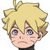 Bolt Uzumaki Icon 12