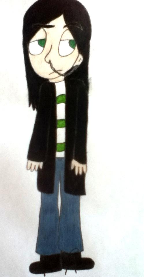 Goth guy by freddyvsjasonvsme