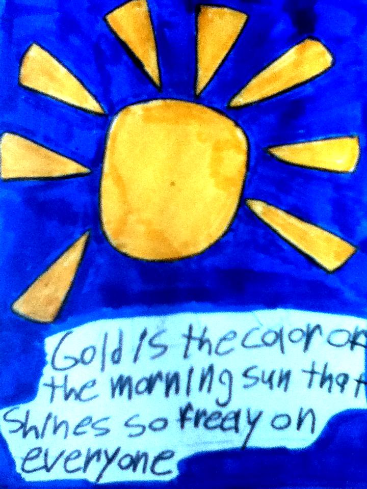 It's the sun above that keeps us warm by freddyvsjasonvsme