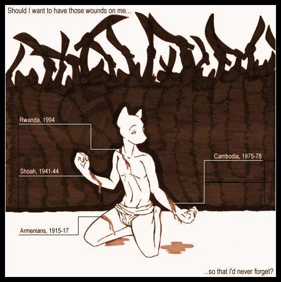 Genocide..... by Poncho-Juju