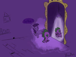 ATG - 1 Mirror Sadness by Slowter1134