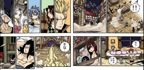 Fairy Tail 453 by genezizpa