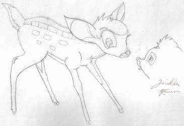 Bambi by StephDY