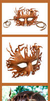 Dryad Mask by OakMyth