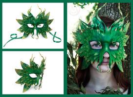Forest Mask by OakMyth