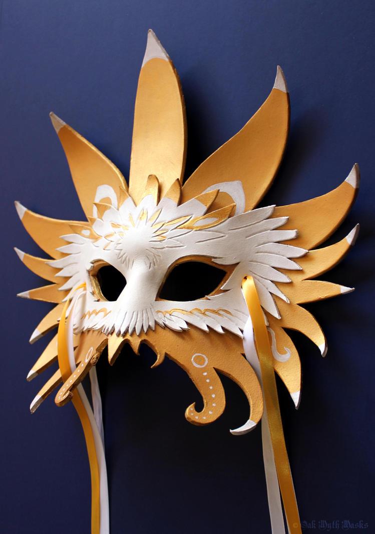 Athena Mask by OakMyth