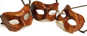 The Wood Mask