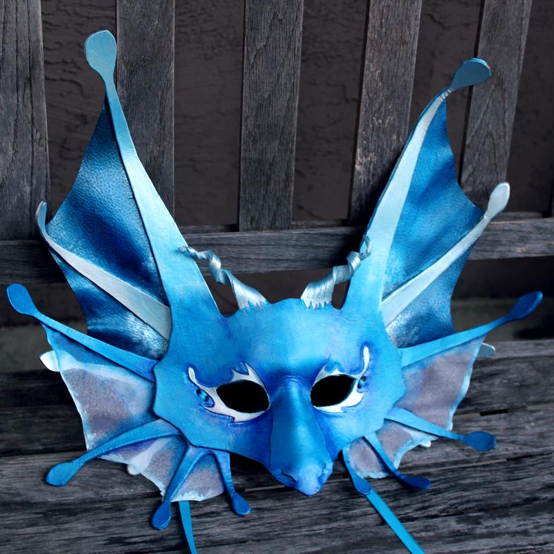 Fairy Water Dragon by OakMyth