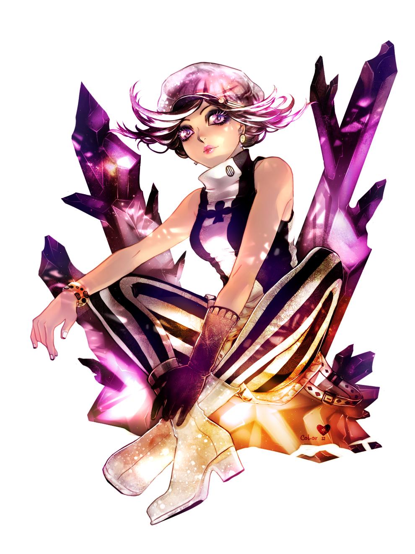 Crystal Clover by Expie-OC