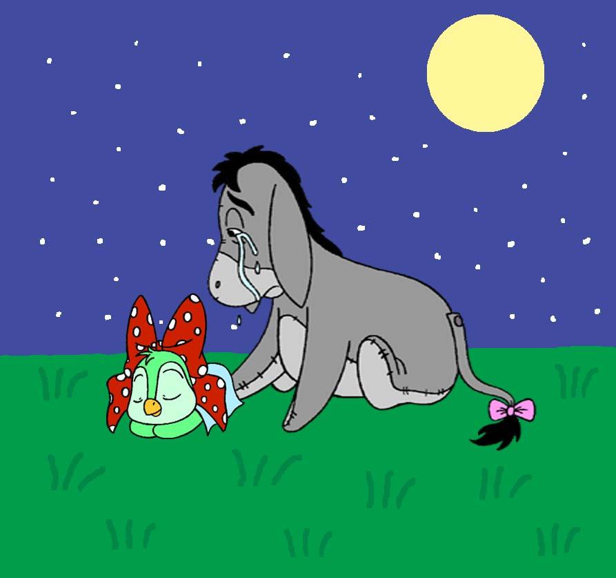 Eeyore's Lullaby by Wanda92