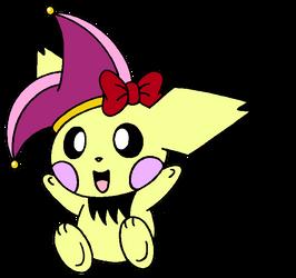 Jester Deja: Colored by Wanda92