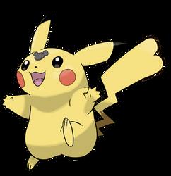 MMHM Pikachu by badafra