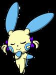 Minia's Greetings by Wanda92