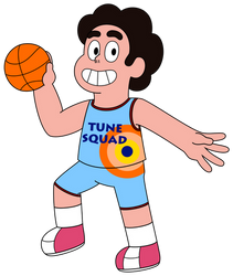 Welcome to the Space Jam, Steven Universe! by Wanda92