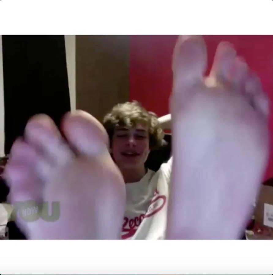 Jack Dails Feet By Tylerpkegger On Deviantart