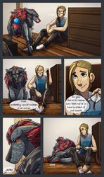 Trick of the Night: Page 239 by flyteck