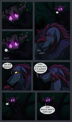 Trick of the Night: Page 20 [Re-Do] by flyteck