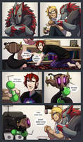 Trick of the Night: Page 275 by flyteck