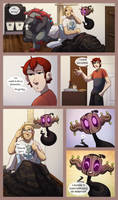 Trick of the Night: Page 300 by flyteck