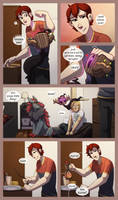 Trick of the Night: Page 301 by flyteck