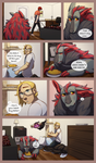 Trick of the Night: Page 304 by flyteck