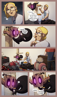 Trick of the Night: Page 305 by flyteck