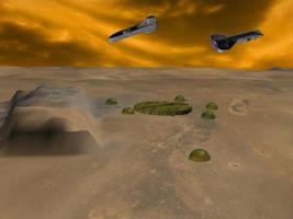 Marscape3 by urieluxd