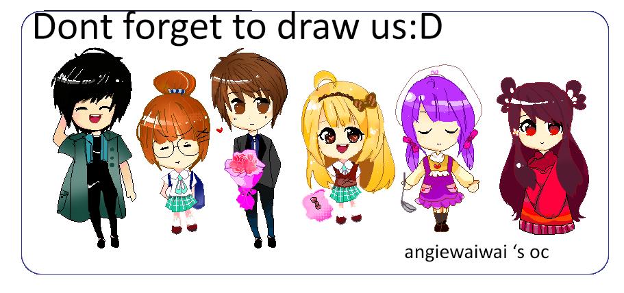 Angiewaiwai Oc by angiewaiwai