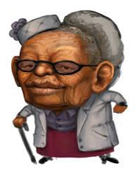 Granny Rurbuncle 2 by SteMega