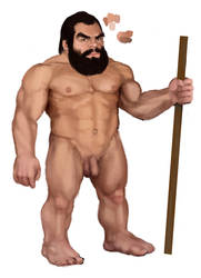 Tolkenian dwarf: Final 2. by SteMega
