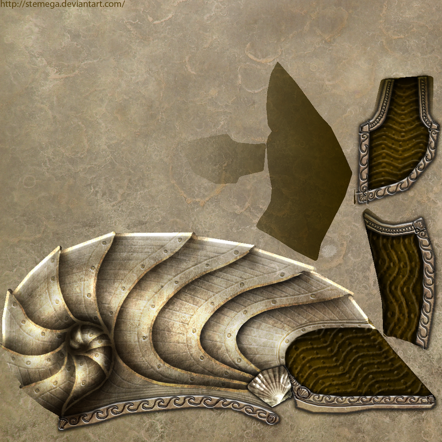 Corsairs helmet: Texture by SteMega
