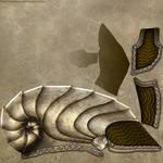 Corsairs helmet: Texture