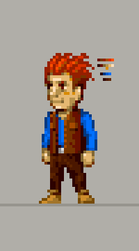 Alone: Zombiewoods character