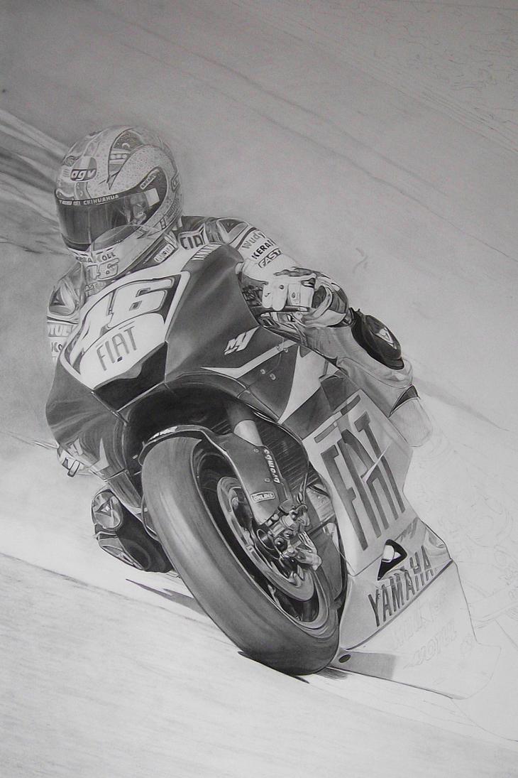 Valentino Rossi 13 by VelvetVamp