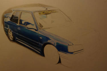 Peugeot GTI 309 WIP 6 by VelvetVamp