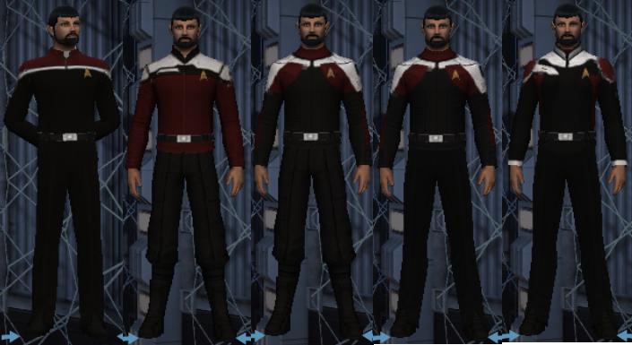 Uniform by crow5derlock